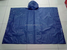 PVC Poncho,Reusable Adult PVC Rain Poncho with logo printing for Advertising