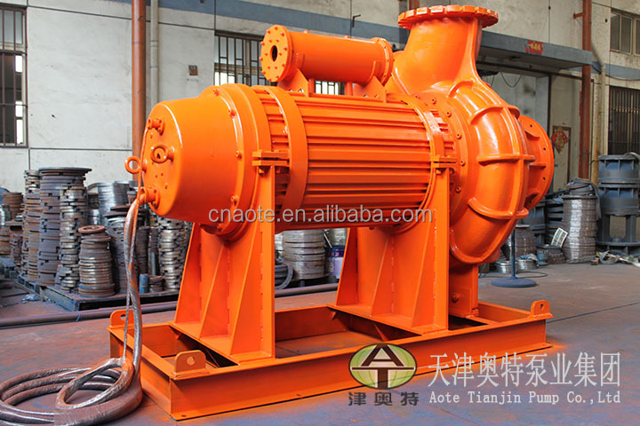 New style sewage pump helico-centrifugal pump