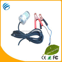 float fishing with led underwater lighting CE ROHS IP68 fishing boat led flood light 15W new design