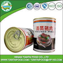 wholesale canned stewed pork sliced