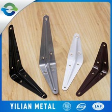 Made In China Wholesale Single Slot Shelf L Brackets