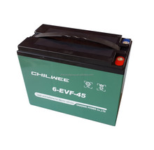 EVF Series VRLA Gel Battery for Electric Vehicles, 12V 50Ah at 20hr rate