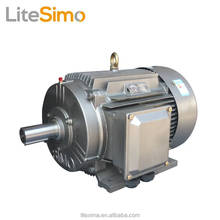 high efficiency three phase Simo brand ac electric motor(YX3)