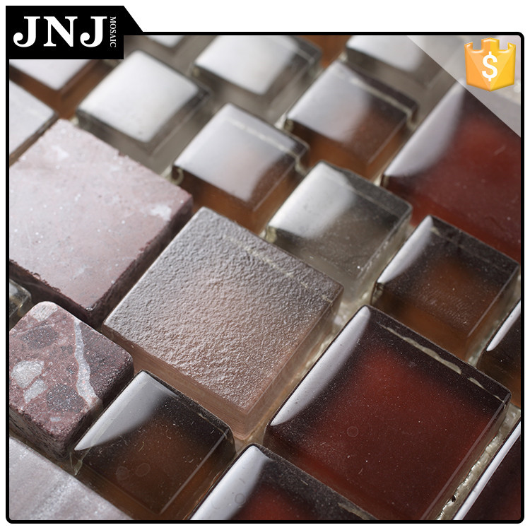 Standard Size Mosaic Border Kitchen Wall Tile Design Patterns