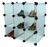 Plastic Material and Shoe Rack Specific Use sliding door shoe cabinet