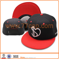 2016 Custom Snapback with Your Own Embroidery Logo Children Snapback Kids Snapback Hat