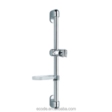 Shower Rail Slide Bar Set Hose Multi Mode With Water Saving Shower Head Wall Fixing