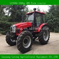 LUTONG 150hp 4WD wheel farm tractor China suppliers