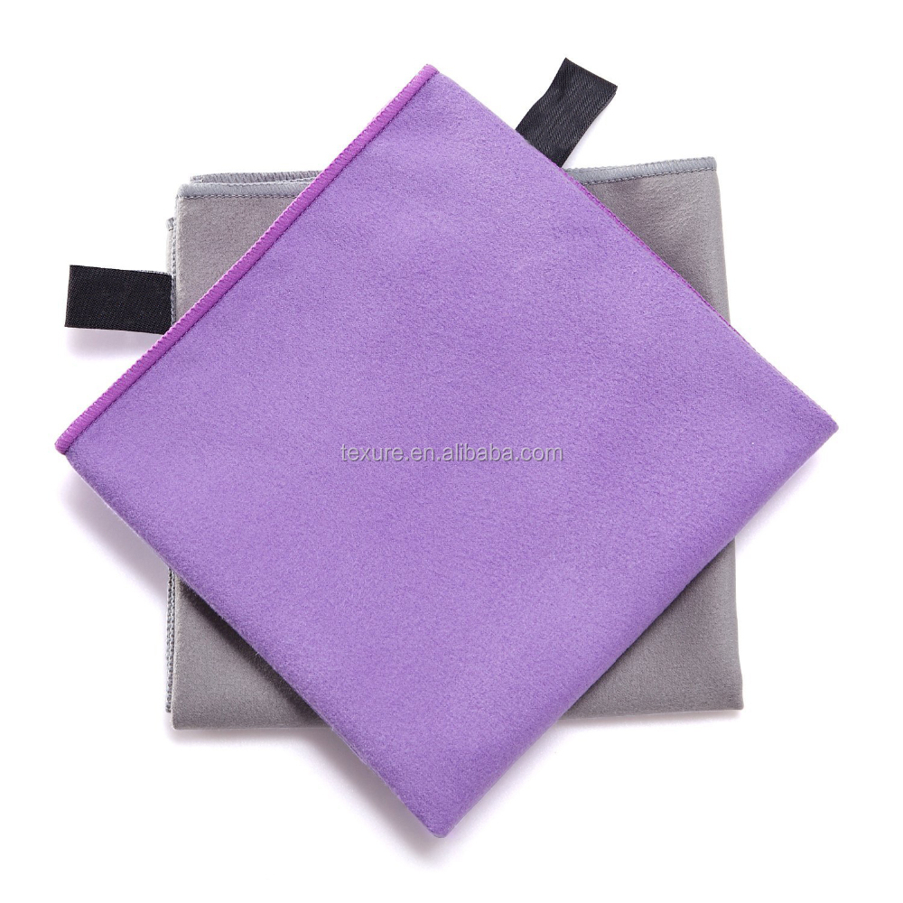 Lightweight Soft Fast Drying Lint Free Microfiber Sport Hand Towel