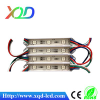 China Manufacturer SMD 5050/3528 LED module full color molding led Strips lighting made in guang dong