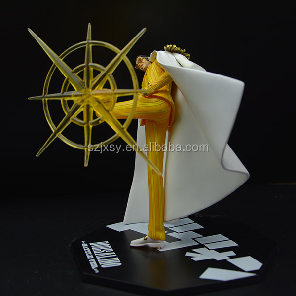 resin crafts one piece action figure