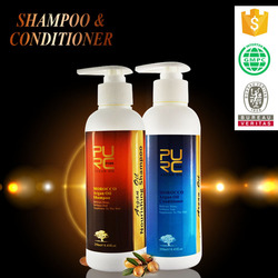 Professional choose healthiest hair shampoo and hair conditioner for hair deep care