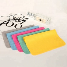 KAIYANG hot sale microfiber cleaning cloth blank cloth multi color available lens screen phone surfaces microfibra wiping cloth