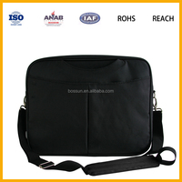 Alibaba Promotional High Quality Canvas Multilayer Computer Bags Laptop