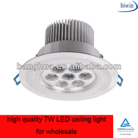 high quality 7W LED ceiling light for wholesale
