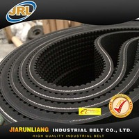 nylon rubber transmission flat belt with heat resistance