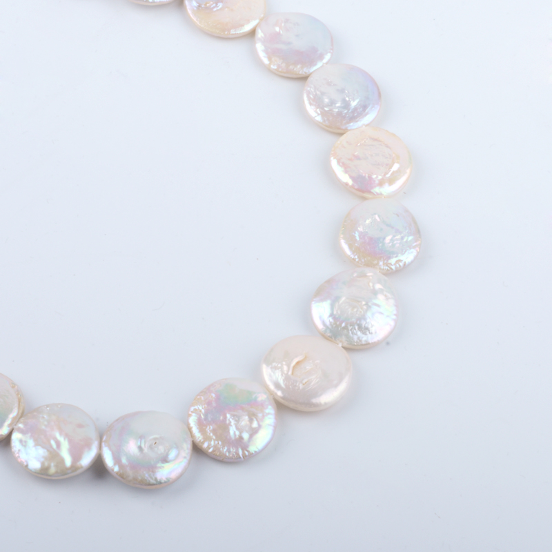 Pandahall High Quality Large Loose Pearl Beads of Necklace Strands