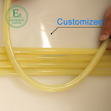 Custom manufacturer supplier molding silicone rubber rods parts