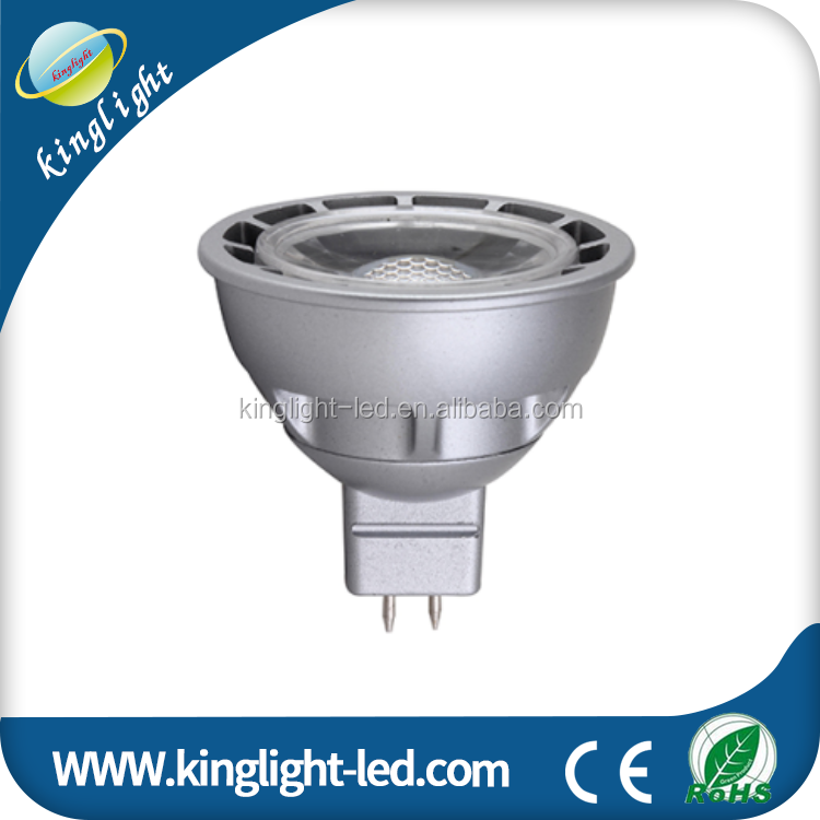 5w Mr16 Led Bulbs 50w Equivalent Perfect Standard Size Recessed Lighting LED spotlight 45degree beam angle