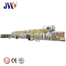 Japan making machine to produce Pampers baby diaper JWC-NK600-SV