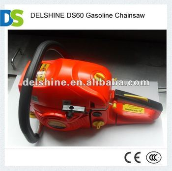 DS60 58cc Chainsaw