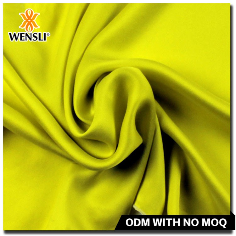 Sweet Silk Satin Fabric Newest Style Hellosilk Gradient Manufacturer Silk Satin Fabric By The Yard
