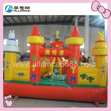 Bouncer With Art Panel-factory price-new style Inflatable
