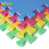 colorful plain interlocking foam mat for playground use