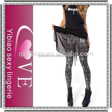 2015 wholesale OEM fashion leggings Hot sexy pantyhouse leggings for girls