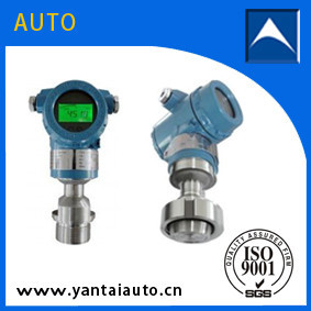 clamp sanitary type pressure transmitter