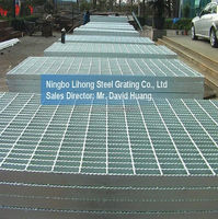chemical industry walkway steel grid