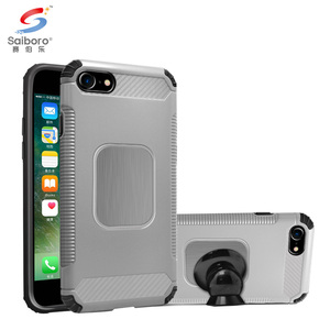 Car holder magnetic phone case for i phone7,for i phone 7 case,for i phone7 case