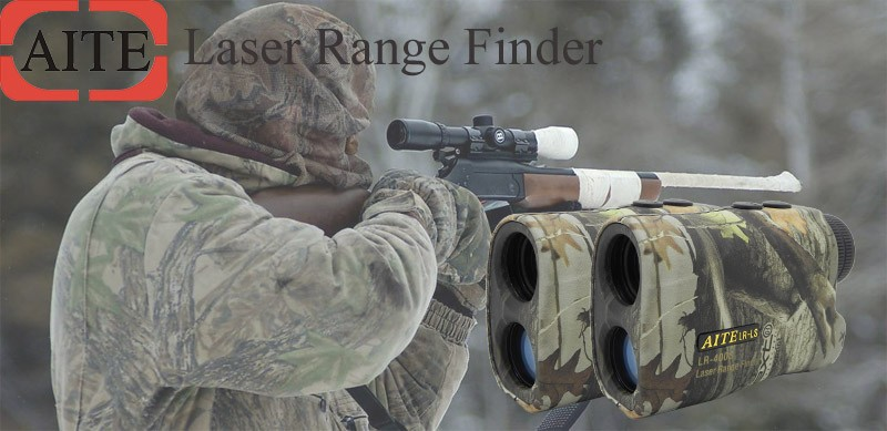 400m Laser Rangefinder with Speed Mode