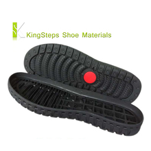 Sewing sole for casual shoes made in Jinjiang rubber tire stitching shoe outsoles board outer soles KSSH-9A356
