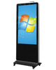 49 inch touch screen kiosk totem lcd display free stand with built-in PC