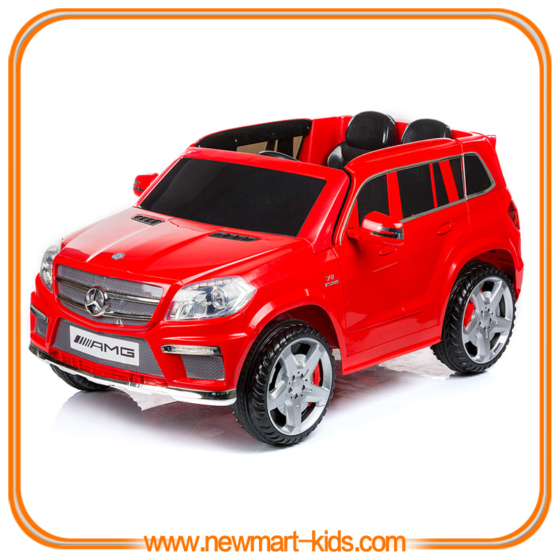 Ride on car licensed electric ride on car Battery operated SUV Mercedes Benz GL63 AMG