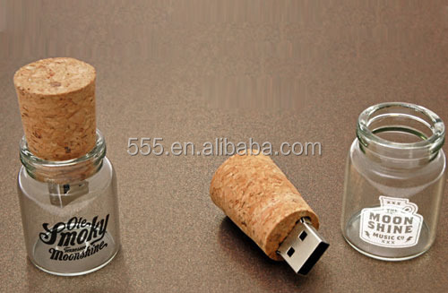 promotional gift bottle 1GB 2GB USB flash pendrive/memory sticks