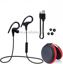 Sport wireless earphones Bluetooth 4.1 portable Wireless Stereo Sweatproof Sport Headphone Earphones