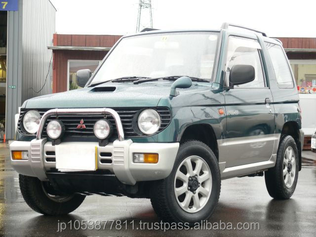used mitsubishi pajero 2006 high quality from Japan