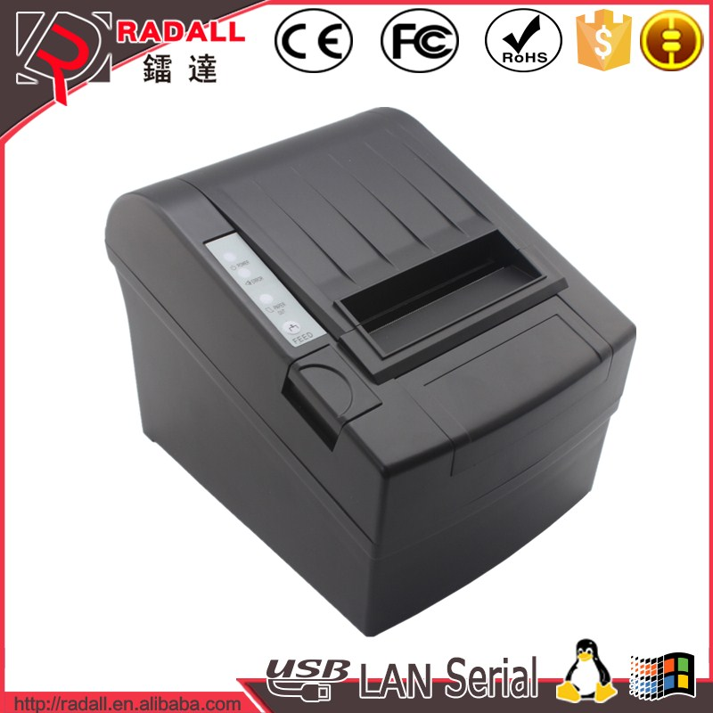 NT-8220I 80mm POS Thermal Receipt Printer With Auto Cutter