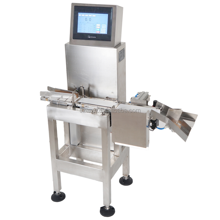 High Accuracy Weight Checker Machine Automatic Check Weight Machine Bag Packaging Check Weigher System for Medicine