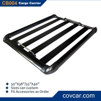 Steel Mesh Car Rooftop Cargo Carrier for Pickup Truck