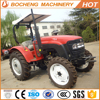 agriculture machinery equipment 75hp 4wd farm tractor for sale