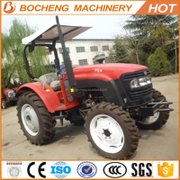 Agriculture Machinery Equipment 75hp 4wd Farm