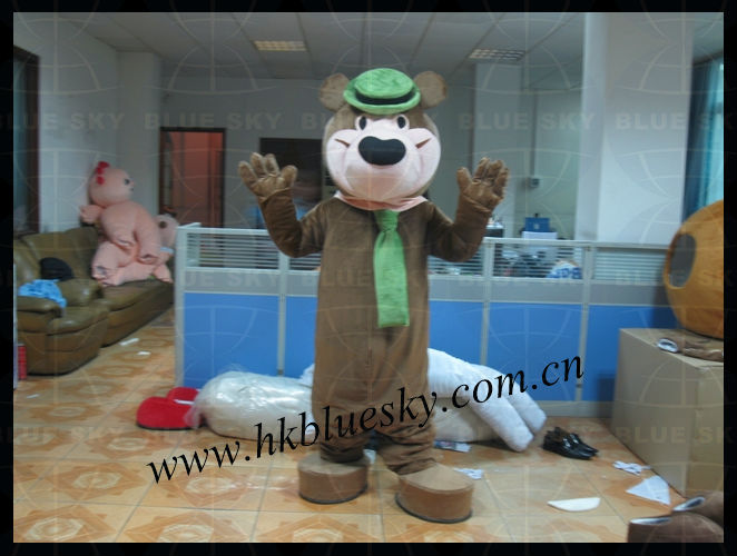 Quality yoga bear mascot costumes with best quality