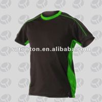 black cricket jersey