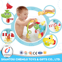 2017 New Educational Friendly Plastic Bathing