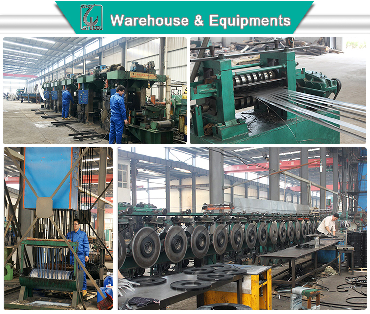4Warehouse & Equipments