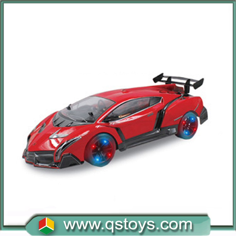 Shantou toys factory 1:10 mini rc car 2.4G radio control products for kids