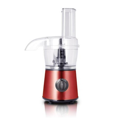 Kitchen Appliance Red Electric Multi Function Food Processor